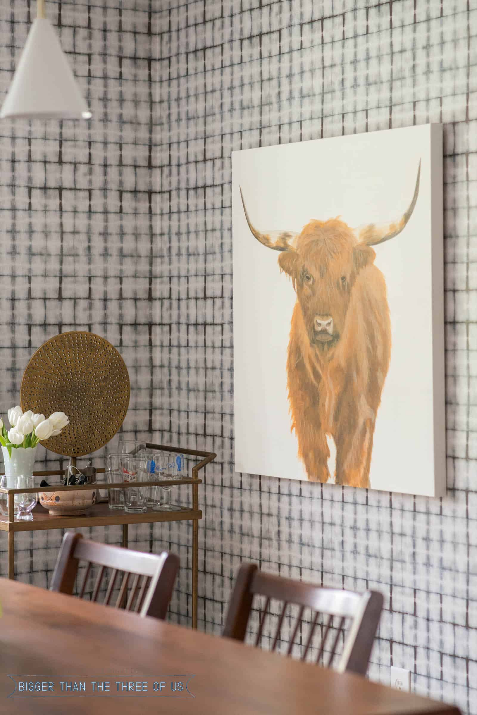 Highland Cow Painting for sale