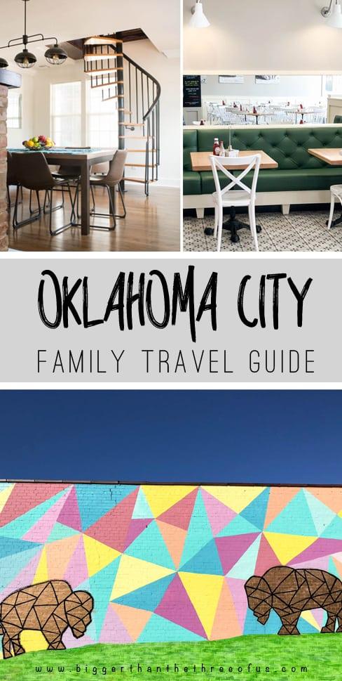 Travel Guide for Oklahoma City