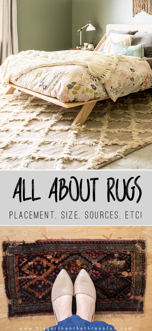 Area Rug Placement : How to choose the perfect rug