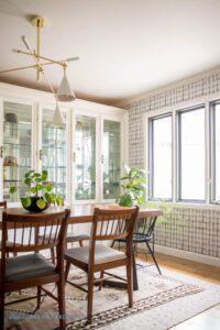 Installing Wallpaper :: DIY Or Hire. Shibori Wallpaper. Tips for installing or hiring out wallpaper installation.