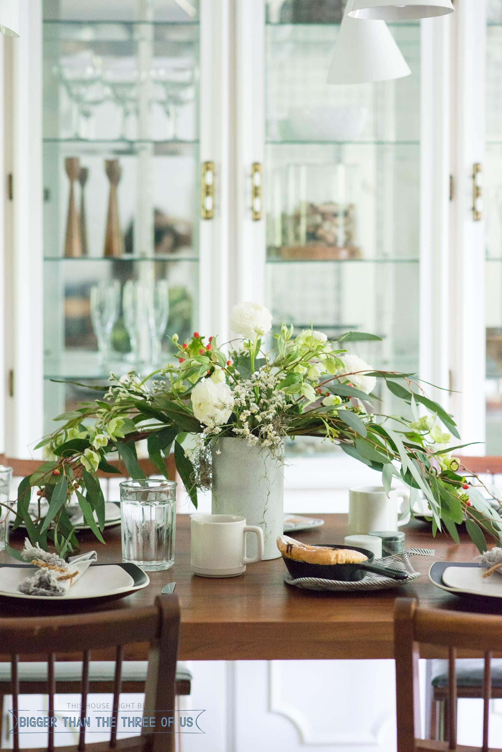 Entertaining for breakfast. How To Arrange a Brunch Table