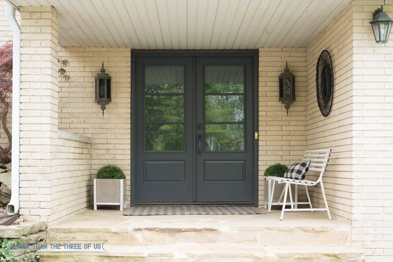 Spring Front Porch Ideas
