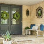 Spring and Summer Decorating Ideas for the Front Door