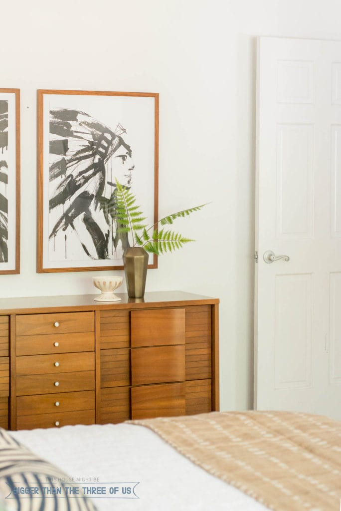 vintage mid century bedroom furniture