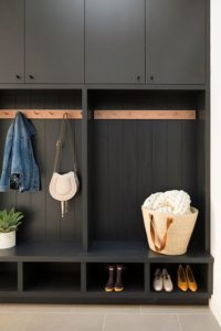 Be inspired today as we talk about DIY mudroom projects that anyone can do!