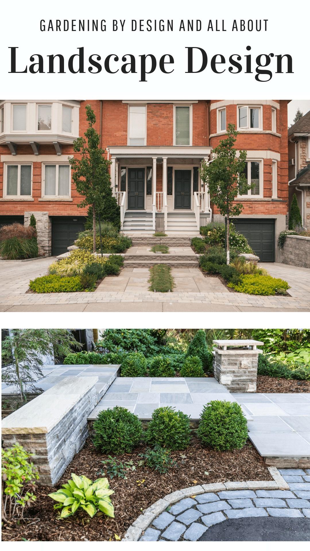 Landscape Design with Gardening by Design