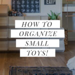 Small toy organization