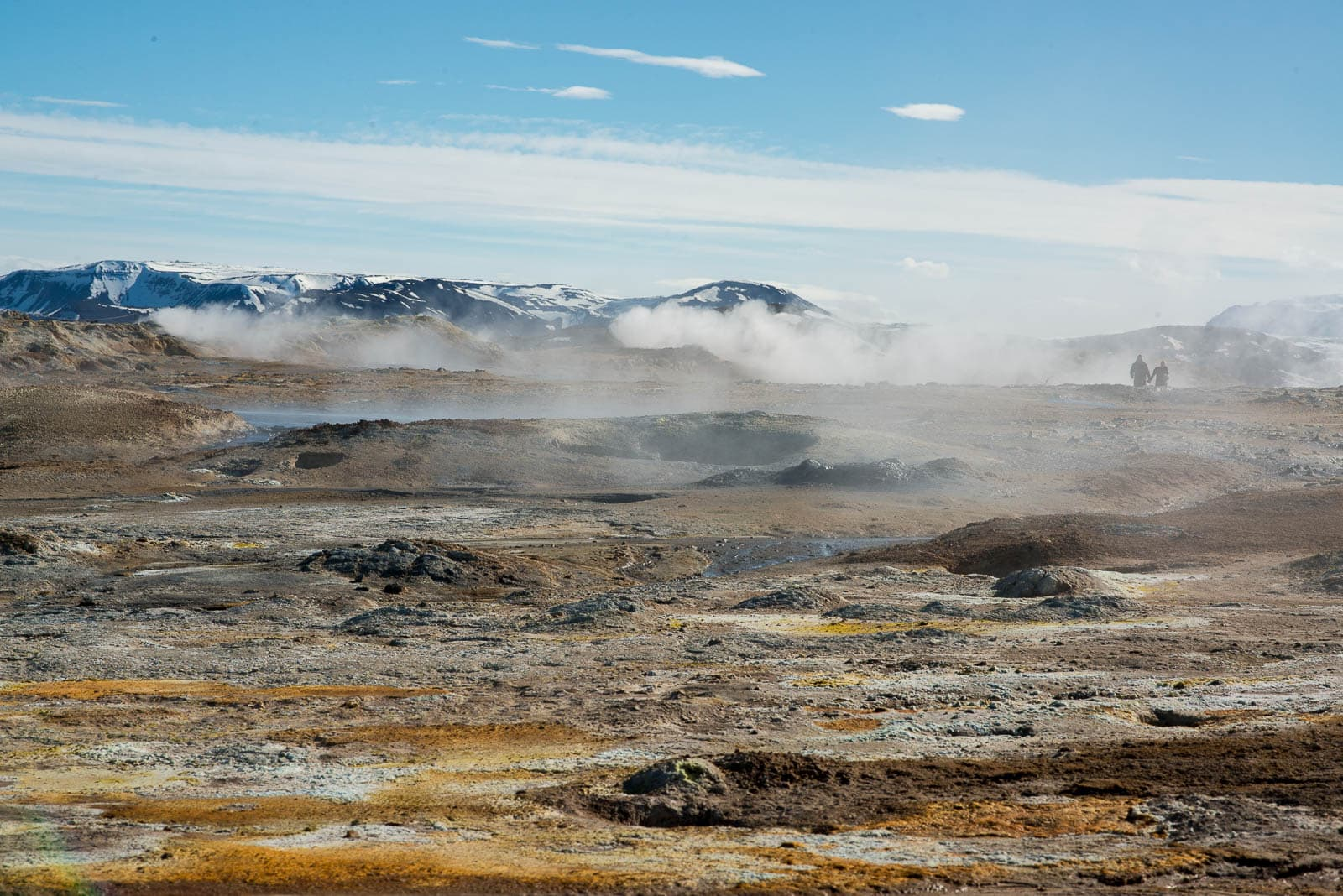 Namafjall Geothermal