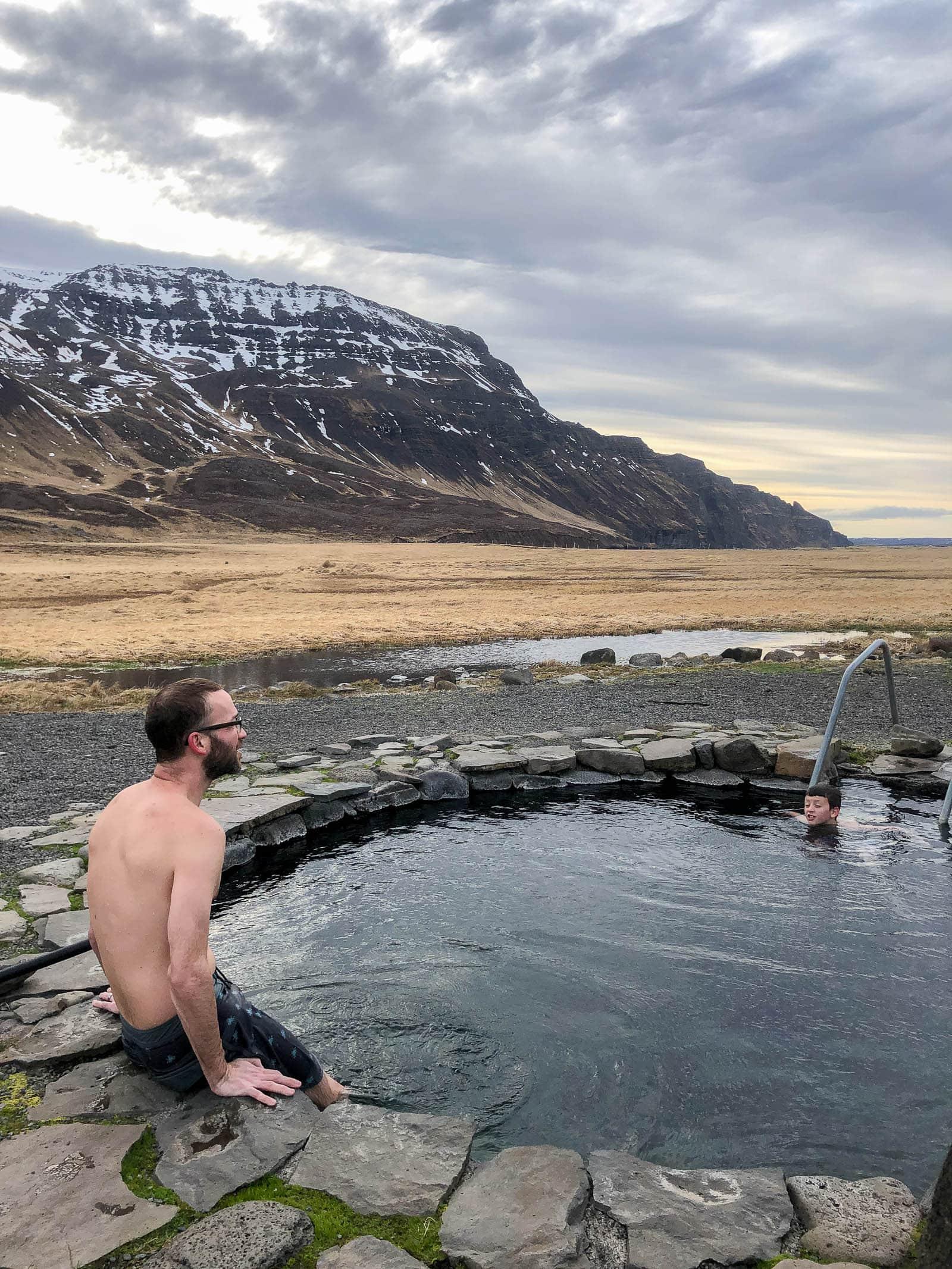 Grettislaug Iceland
