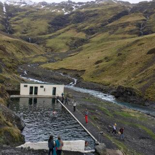Iceland (Seljavallalaug)
