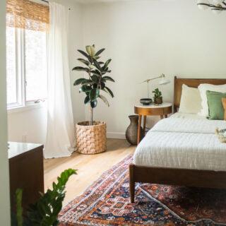Master Bedroom eclectic