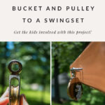 treehouse bucket and pulley