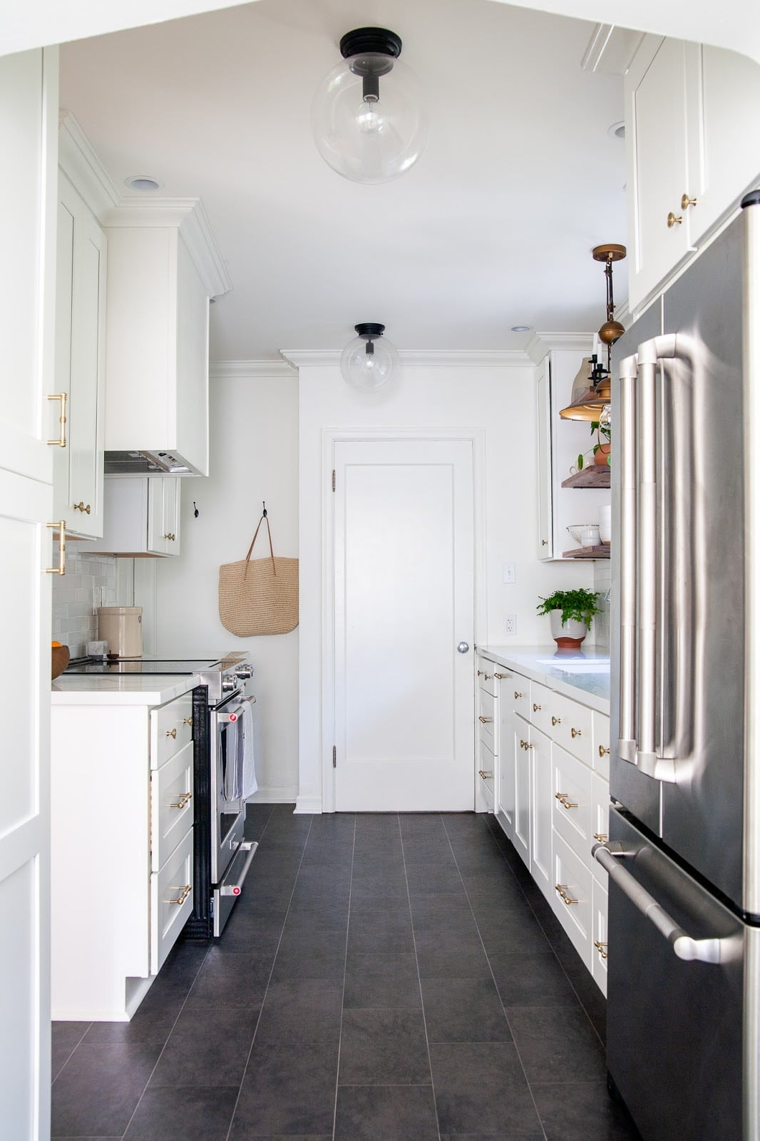 Modern Traditional Kitchen Renovation Bigger Than The