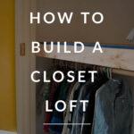 kids closet idea