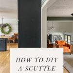 scuttle attic