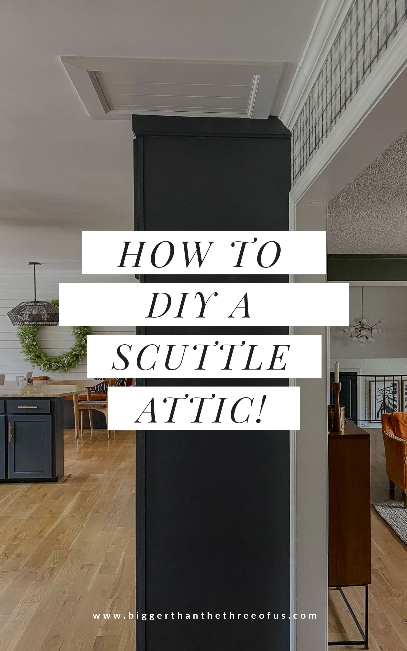 attic access panel scuttle