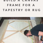 frame for tapestry