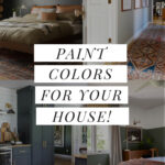 Paint colors for your house