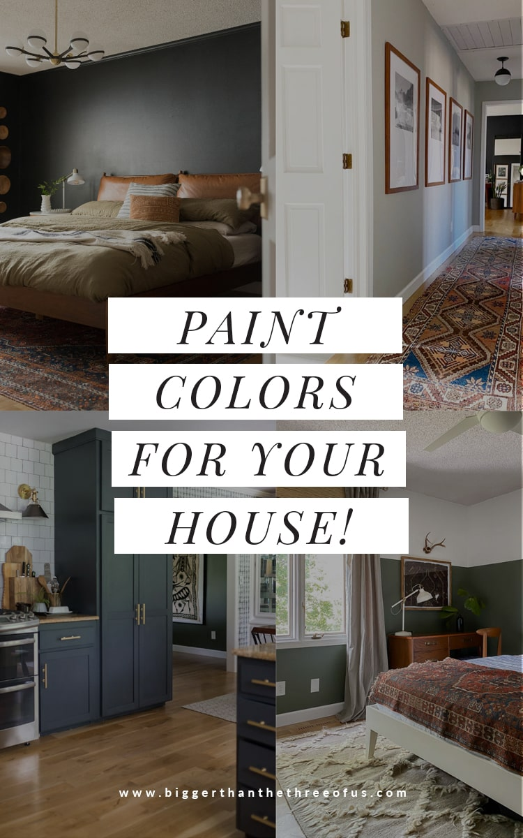 Interior Paint Colors for Your House
