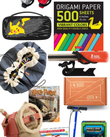 50 Gift Ideas For Boys