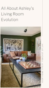 evolution of the living room