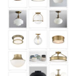 Close to ceiling lights perfect for low ceilings