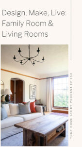 Design, Make & Live : Family Rooms