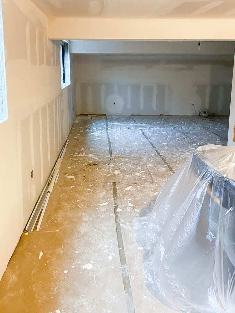 smooth drywall installation cost