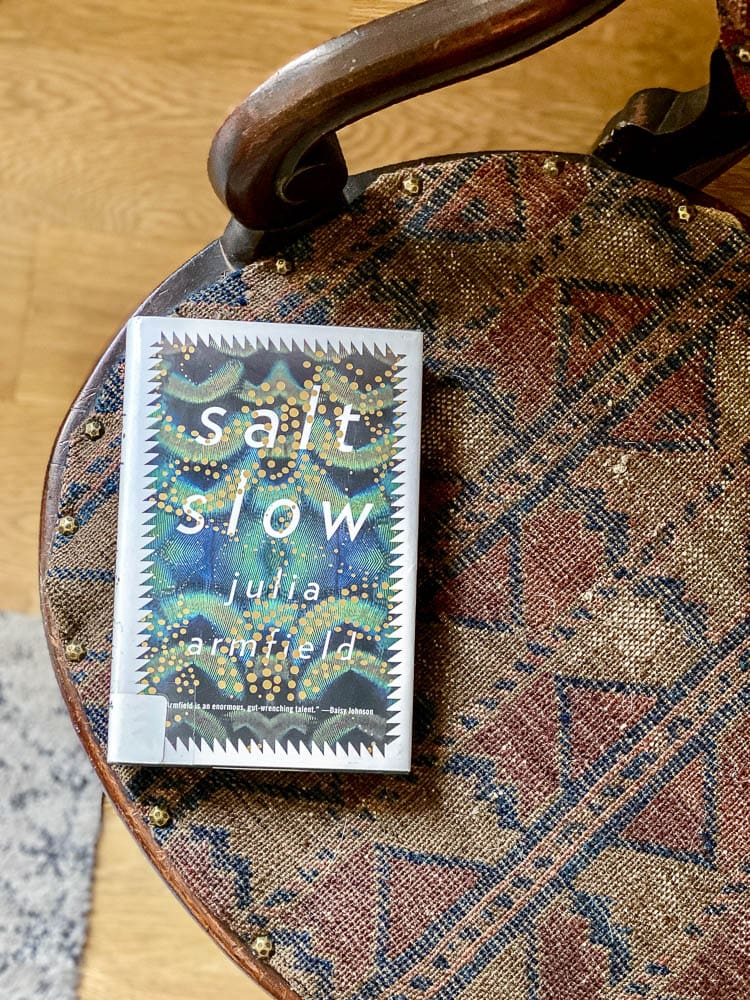 Salt Slow : Books to read in 2021 and reviews on them