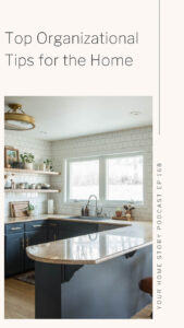 white tile in kitchen with kitchen organizational tips for folding towels in drawers