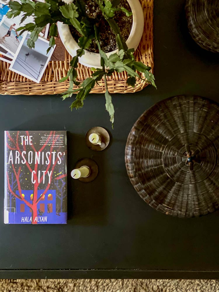 The Arsonists City by Hala Alyan book review.