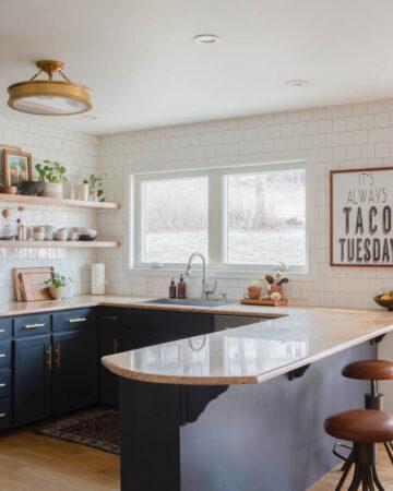 DIY Kitchen Cabinet Doors & Replacing Kitchen Doors