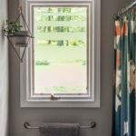 DIY contact paper window film