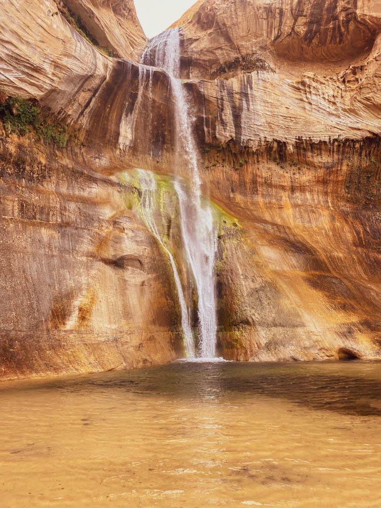 Calf Creek Falls Trail