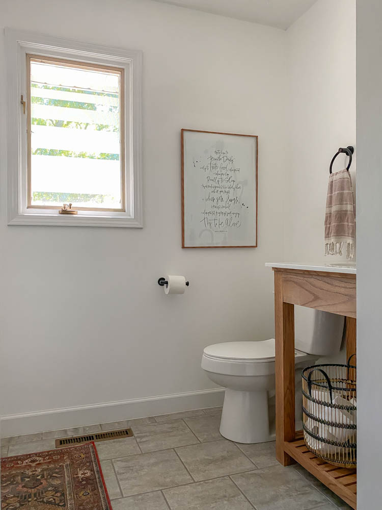 window privacy DIY project