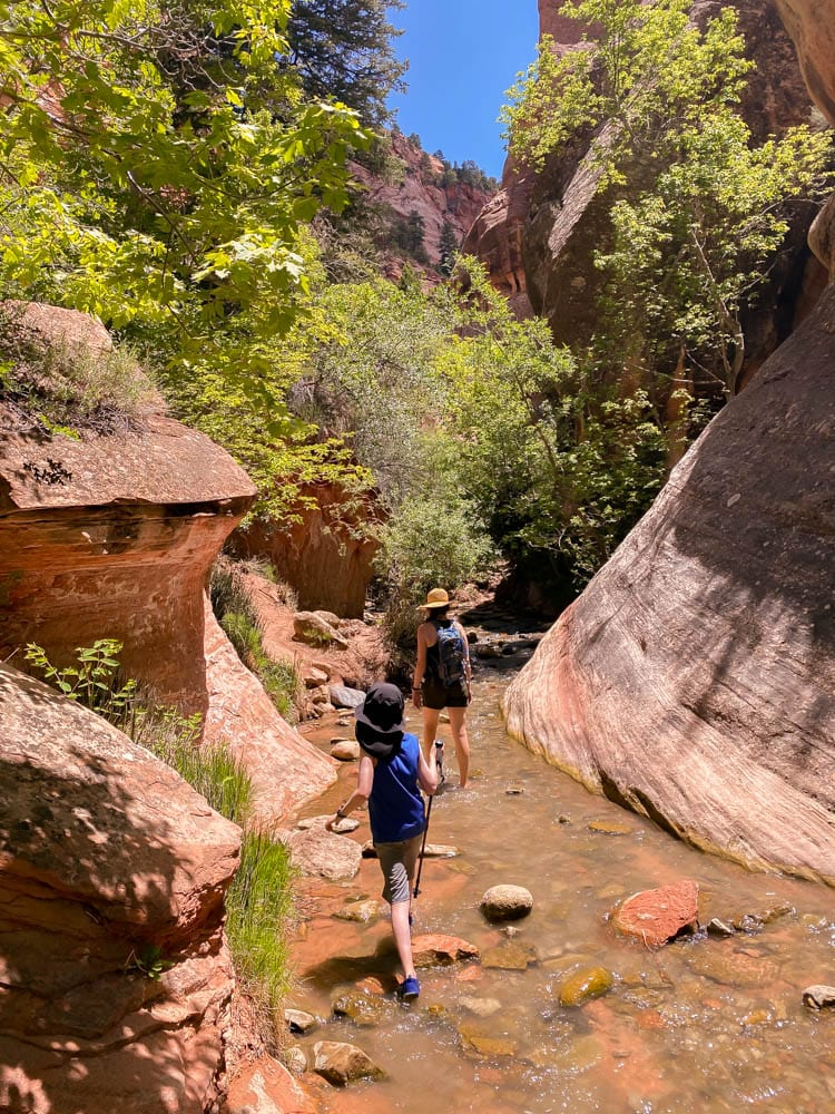 kanarra creek trail