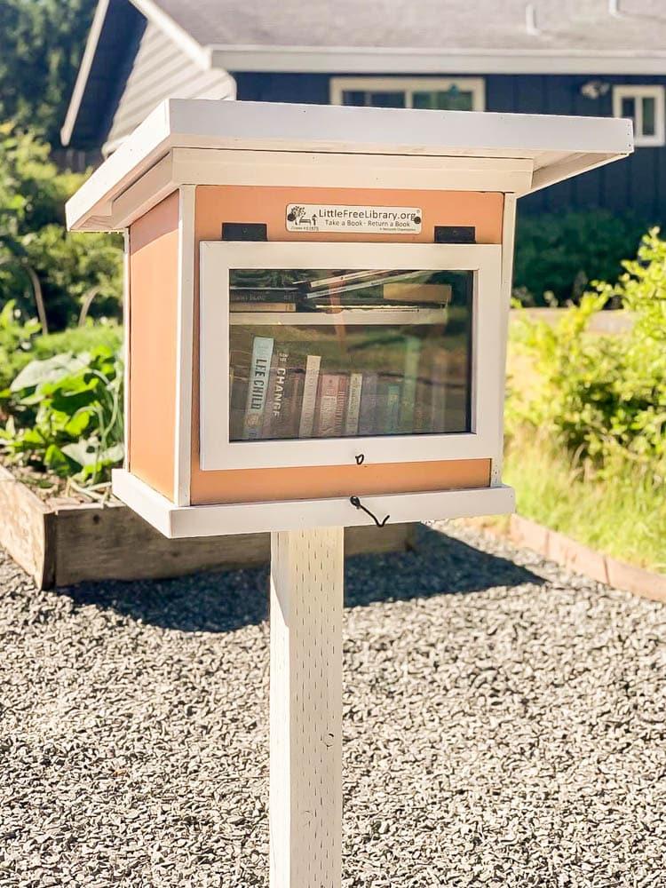 community library box